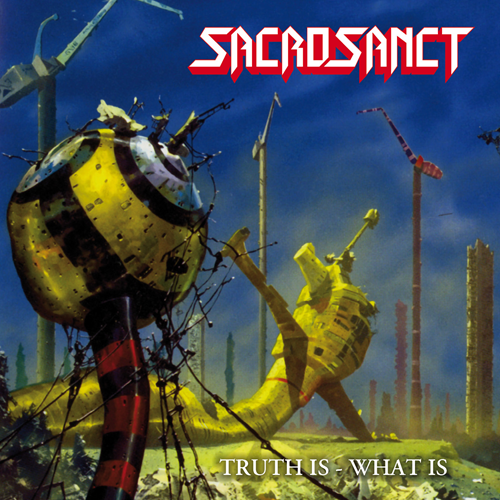 Truth Is What Is (CD)