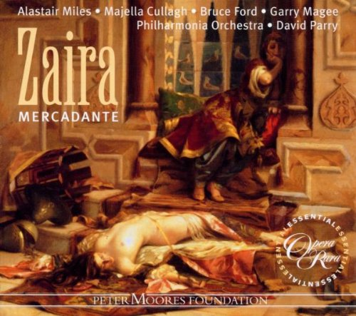 Mercadante: Zaira (Highlights) (CD)