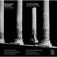 Produktbilde for Stradella: La Doriclea (3CD)