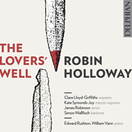 Produktbilde for Holloway: The Lovers' Well (CD)
