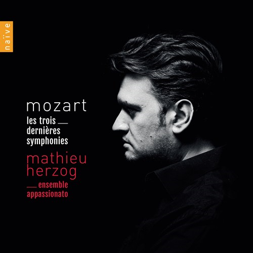 Mozart: The Last Three Symphonies (2CD)