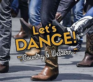 Lets Dance! Country & Western (3CD)