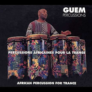 Percussions For Trance (CD)