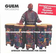 Percussions For Dance (CD)