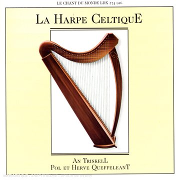 Harpe Celtique (CD)