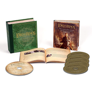 Produktbilde for The Lord Of The Rings: The Return Of The King - The Complete Recordings: Limited Edition (4CD + Blu-ray A)