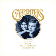 Produktbilde for Carpenters With The Royal Philharmonic Orchestra (USA-import) (CD)
