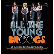 All The Young Droogs: 60 Juvenile Delinquent Wrecks (3CD)
