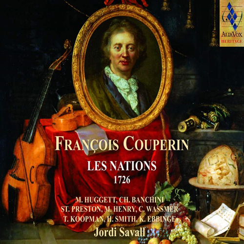 Couperin: Les Nations 1726 (SACD-Hybrid)