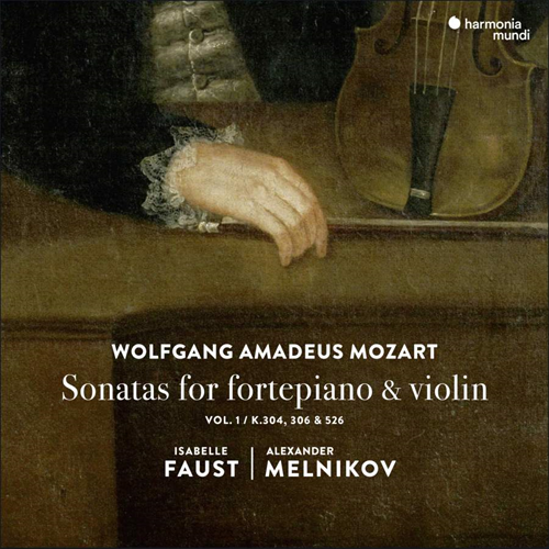 Mozart: Sonatas For Fortepiano And Violin (CD)