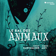 Produktbilde for Le Bal Des Animaux (CD)