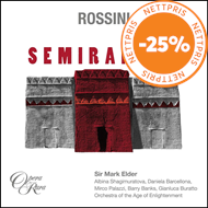 Produktbilde for Rossini: Semiramide (4CD)