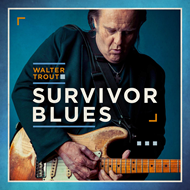 Produktbilde for Survivor Blues (CD)