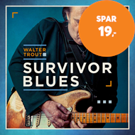 Survivor Blues (CD)