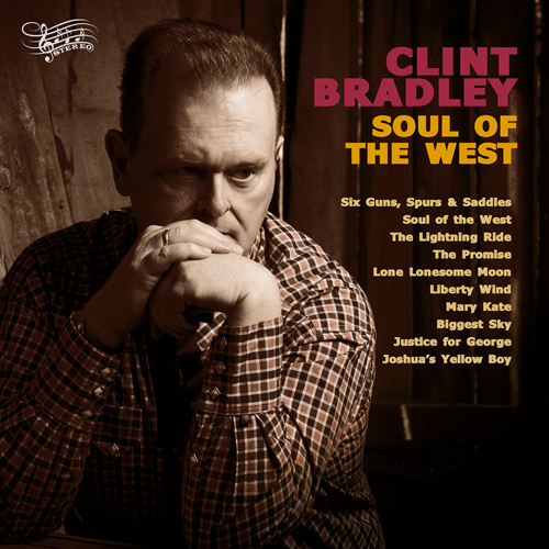 Soul Of The West (CD)
