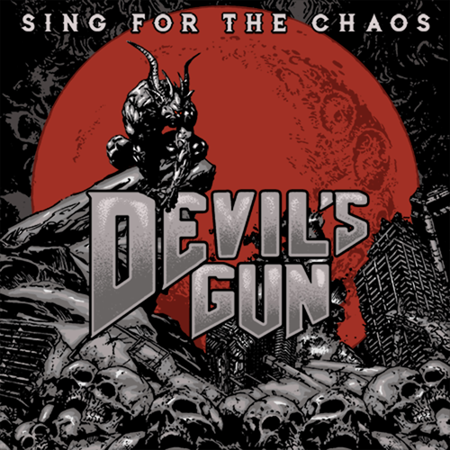 Sing For The Chaos (CD)