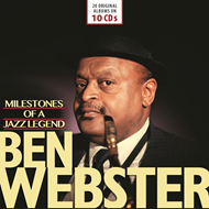 Produktbilde for Milestones Of A Jazz Legend (10CD)