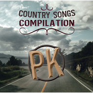 Produktbilde for Country Songs Compilation (CD)