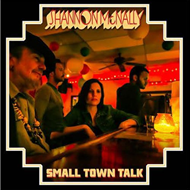 Produktbilde for Small Town Talk (USA-import) (CD)