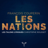 Couperin: Les Nations (CD)