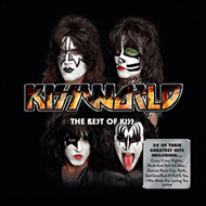 Kissworld: The Best Of Kiss (CD)