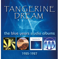 The Blue Years Studio Albums 1985-1987 (4CD)