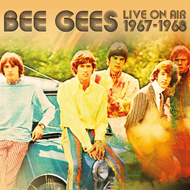 Produktbilde for Live On Air 1967-68 (CD)