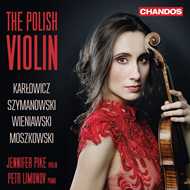 The Polish Violin (CD)