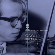 Produktbilde for Gidon Kremer - Queen Elisabeth Competition, Violin 1967 (CD)