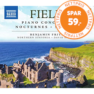 Produktbilde for Field: Piano Concertos, Nocturnes & Sonatas (UK-import) (6CD)