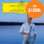 Produktbilde for Andreas Ottensamer & Yuja Wang - Blue Hour (CD)
