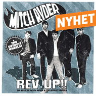 Produktbilde for Rev Up!! The Best Of Mitch Ryder & The Detroit Wheels (CD)