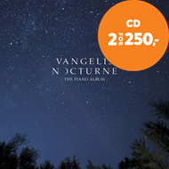 Produktbilde for Nocturne - The Piano Album (CD)