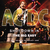 Shot Down In The Big Easy (2CD)