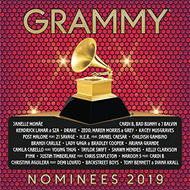 Grammy Nominees 2019 (CD)