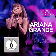 Produktbilde for The Story Of Her Music (CD + DVD)