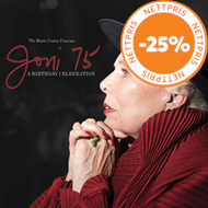 Produktbilde for Joni 75: A Joni Mitchell Birthday Celebration (CD)