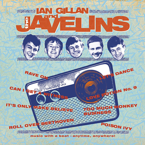 Raving With Ian Gillan And The Javelins (CD)