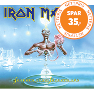 Produktbilde for Seventh Son Of A Seventh Son (Remastered) (CD)