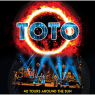Produktbilde for 40 Tours Around The Sun (2CD)