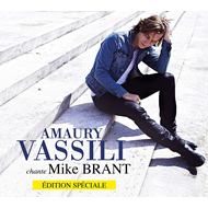 Produktbilde for Amaury Vassili Chante Mike Brant - Special Edition (CD + DVD)