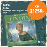 Produktbilde for Lortzing: Undine (3CD)