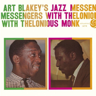 Produktbilde for Art Blakey's Jazz Messengers With Thelonious Monk (CD)