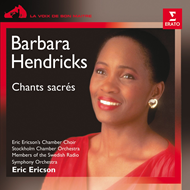 Produktbilde for Barbara Hendricks - Chants Sacres (CD)