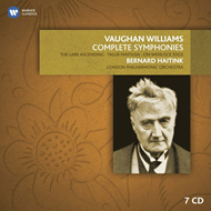 Vaughan Williams: The  Symphonies (7CD)