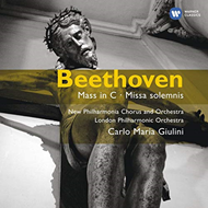 Produktbilde for Beethoven: Missa Solemnis (2CD)