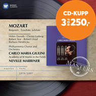 Produktbilde for Mozart: Requiem (CD)