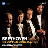 Beethoven: The Complete String Quartets (7CD)