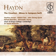 Haydn: The Creation, Missa In Tempore Bello (2CD)