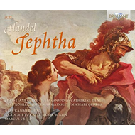 Produktbilde for Handel: Jephtha (3CD)